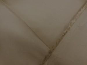 裏地 生地 ベンベルグ キュプラ 濃ベージュ 122cm幅 [UR581]
