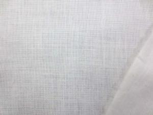 ダブルガーゼ オフ白 少し太目の糸のダブルガーゼ 柔らかいソフトな風合い