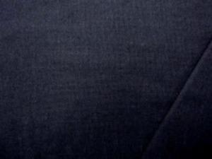 ダブルガーゼ  濃紺 エアタンブラー ソフト加工で、 やわらかい、いい風合い