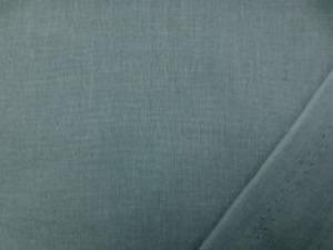 ダブルガーゼ  ブルーグリーン ブルーグレイがかったグリーン エアタンブラー ソフト加工で、 やわらかい、いい風合い