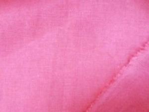 YUWAハーフリネン 濃ピンク 少しくらめの落ち着いた ショッキングピンク やわらかい麻の風合い