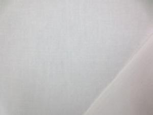 コットン オックスフォード 白 柔らかい風合いのオックスです。