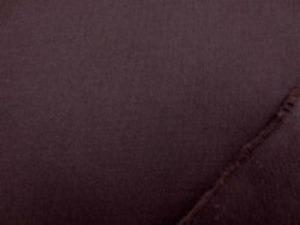 濃ブラウン 綿麻キャンバス  名前はキャンバスですが、そんなに 厚くなくて、使いやすい厚さです。
