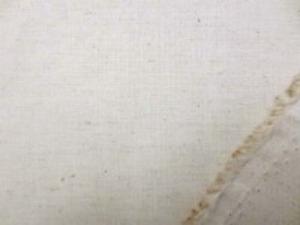 生成 綿麻キャンバス  名前はキャンバスですが、そんなに 厚くなくて、使いやすい厚さです。