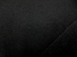 ウール フラノ 黒