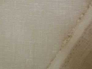 60Sフレンチリネン ブラウンベージュ ヨーロッパリネンより少し薄手のリネン 柔らかい風合い