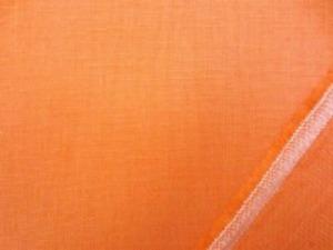 リネン 生地 ヨーロッパリネン 濃いオレンジ [AS920]
