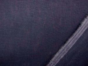 リネン 生地 ヨーロッパリネン 濃紺 [AS668]