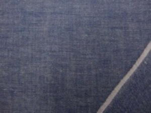 ポピュラーな定番ダンガリー 濃紺