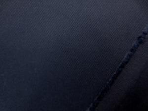 チノクロス 生地 ソフトチノ 濃紺 148cm巾 [MU920]