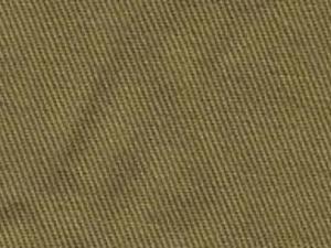濃い目のベージュ ツイル(中くらいの厚さ)