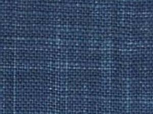 るり ムラ糸クロス 青 つむぎ風の何でも使える普通の厚さ