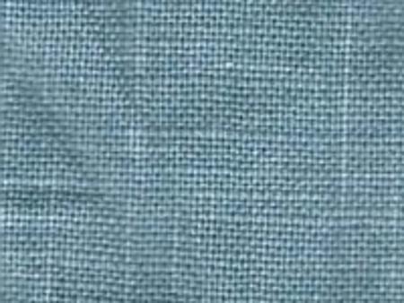 あさぎ ムラ糸クロス ブルー つむぎ風の何でも使える普通の厚さ