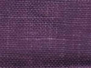かきつばた ムラ糸クロス  紫 つむぎ風の何でも使える普通の厚さ