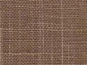 くるみ ムラ糸クロス  モカ茶 つむぎ風の何でも使える普通の厚さ