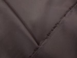 旭化成ベンベルグ 濃ブラウン 標準の一番使いやすい平織り裏地。