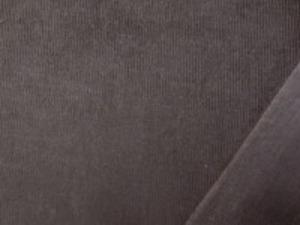 シャツコール ブラウン シャツなどに使われる薄手の極細畝の コール天です。 畝幅1mm