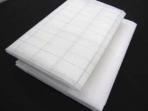 不織布 生地 バイリーン型紙用不織布3.5mと 方眼入り不織布1mのセットです。[UR315]