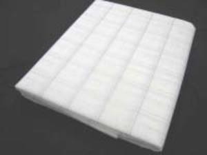 不織布 方眼入り型紙用不織布 6mカット  [UR317]