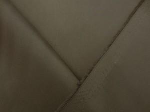 裏地 生地 ベンベルグ キュプラ ブラウン 120cm幅 [UR602]
