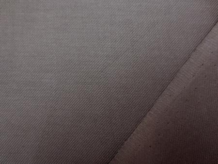 スレキ 生地 濃ブラウン 102cm幅 [MU988]