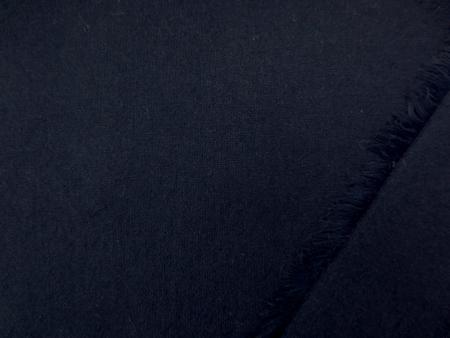 ポプリン 生地 コットンポプリン ワッシャー 濃紺 150cm幅 [MU992]