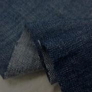 デニム 生地 6オンス デニム 濃紺 洗い加工 146cm幅 [DE2101]