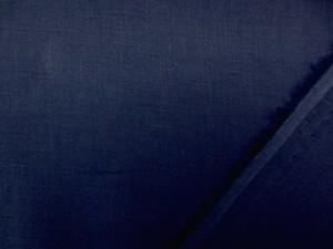 リネン 生地 フレンチリネン ネイビー 138cm幅