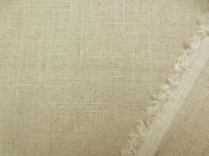 綿麻  生地 スラブハーフリネン 麻カラー 135cm幅