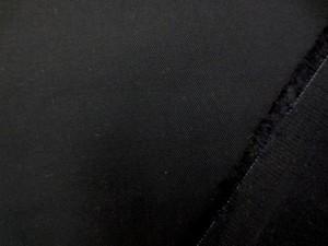 ストレッチ 生地 ツイルストレッチ 濃紺 135cm幅