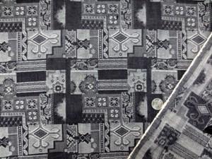 デニム 生地 7.5オンス ジャガードデニム 濃紺 150cm幅 [DE1986]