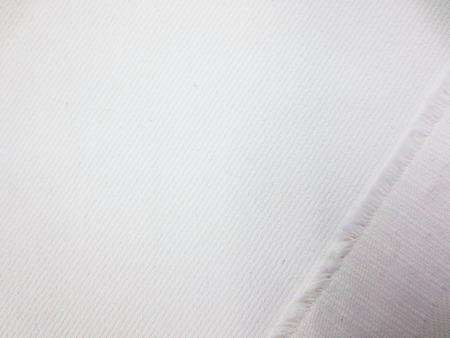 デニム 生地 オーバーダイデニム 白 150cm幅 [DE2262]