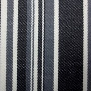 ストレッチ 生地 マルチストライプ グレイスケール 128cm幅 [SR670]