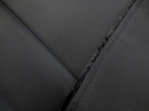 裏地 生地 ベンベルグ キュプラ 濃グレイ 135cm幅 [UR562]