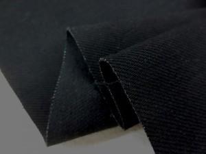 デニム 生地 12オンス ブラックデニム 144cm幅 [DE2009]