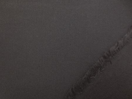 ストレッチ 生地 ツイルストレッチ 濃ブラウン 128cm幅 [ST535]