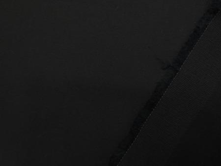 ストレッチ 生地 ツイルストレッチ 黒 148cm幅 [ST536]