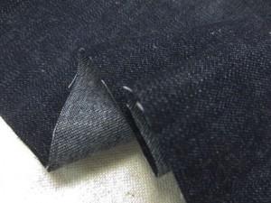 デニム 生地 7オンスデニム 濃紺 洗い加工 150m幅 [DE2284]