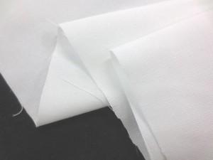 オックスフォード 生地 コットンオックス 白 150cm幅 [SK365]