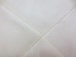 裏地 生地 ベンベルグ キュプラ オフ白(薄いクリ-ム) 135cm幅 [UR626]