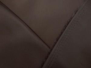 裏地 生地 ベンベルグ キュプラ チョコレートブラウン 135cm幅 [UR628]