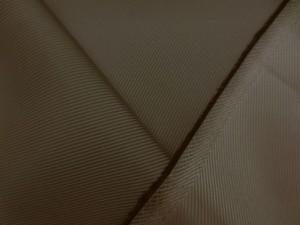 裏地 生地 ベンベルグ キュプラ 綾織  カーキベージュ 122cm幅 [UR629]