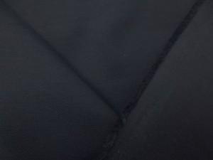 裏地 生地 ベンベルグ コットン 綾織 濃紺 135cm幅 [UR635]