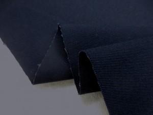 ウエポン 生地 コットン ウエストポイント 濃紺 バイオ加工 148cm幅 [MU964]