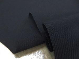 帆布 キャンバス 生地 11号帆布 クレンゼ加工 濃紺 110cm幅 [MU1132]