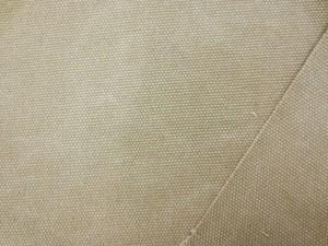 帆布 キャンバス 生地 ヴィンテージカラー帆布 ベージュ 110cm幅 [MU1135]