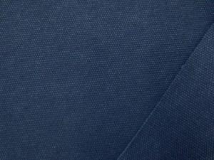 帆布 キャンバス 生地 ヴィンテージカラー帆布 ネイビー 110cm幅 [MU1144]