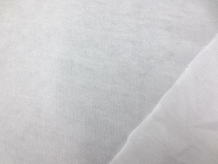 ニット 生地 天竺ニット 40双糸 白 160cm幅 [JJ1417]