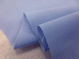コットン 生地 80 タイプライタークロス ブルー 110cm幅 [MU1026]