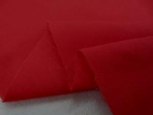 コットン 生地 80 タイプライタークロス 赤 110cm幅 [MU1027]